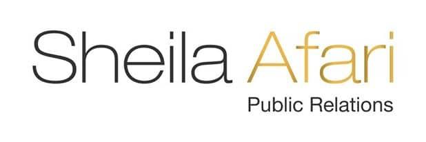 Sheila Afari PR Logo