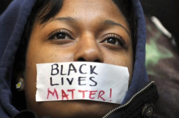 My Black Life Matters She Leads Africa