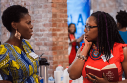 shehive new york she leads africa new career