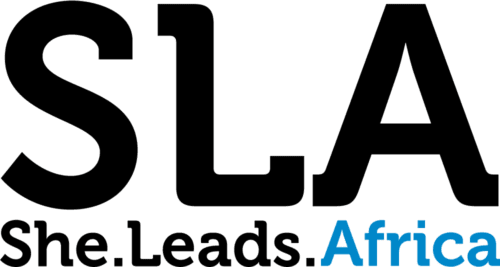 Official She Leads Africa logo