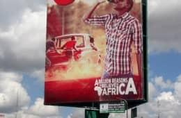 coke billboard marketing africa