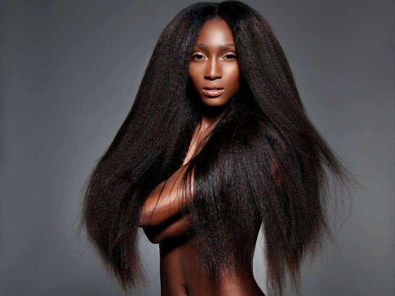 heat free hair she leads africa