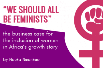 We Should All Be Feminists_the business case for the inclusion of women-2