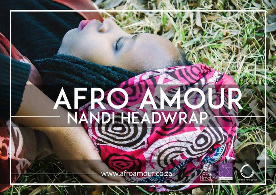 Afro Amour, A Sari for Change partner