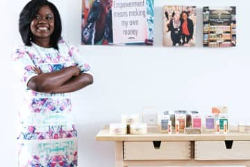 Rahama Wright she leads africa