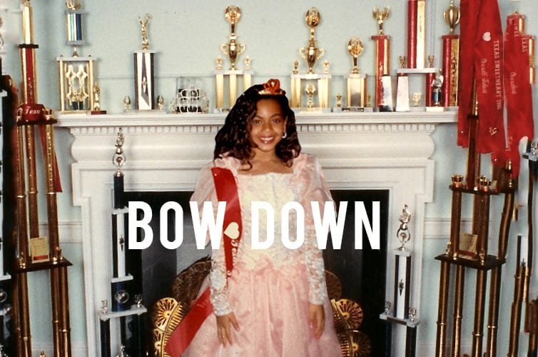 Beyonce bow down cover