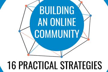 Building an online community-1