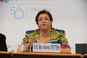 Hanna Tetteh