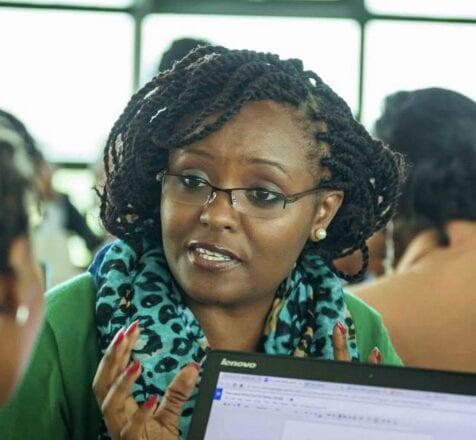 Intel Nairobi event