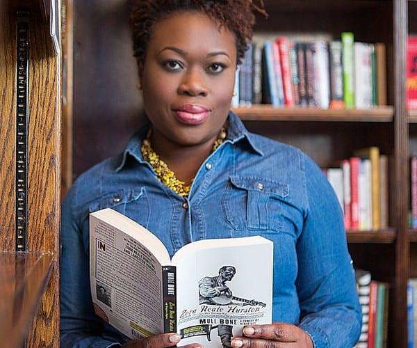 Janet Asante-Sullivan Photoshoot