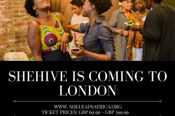 SheHive London