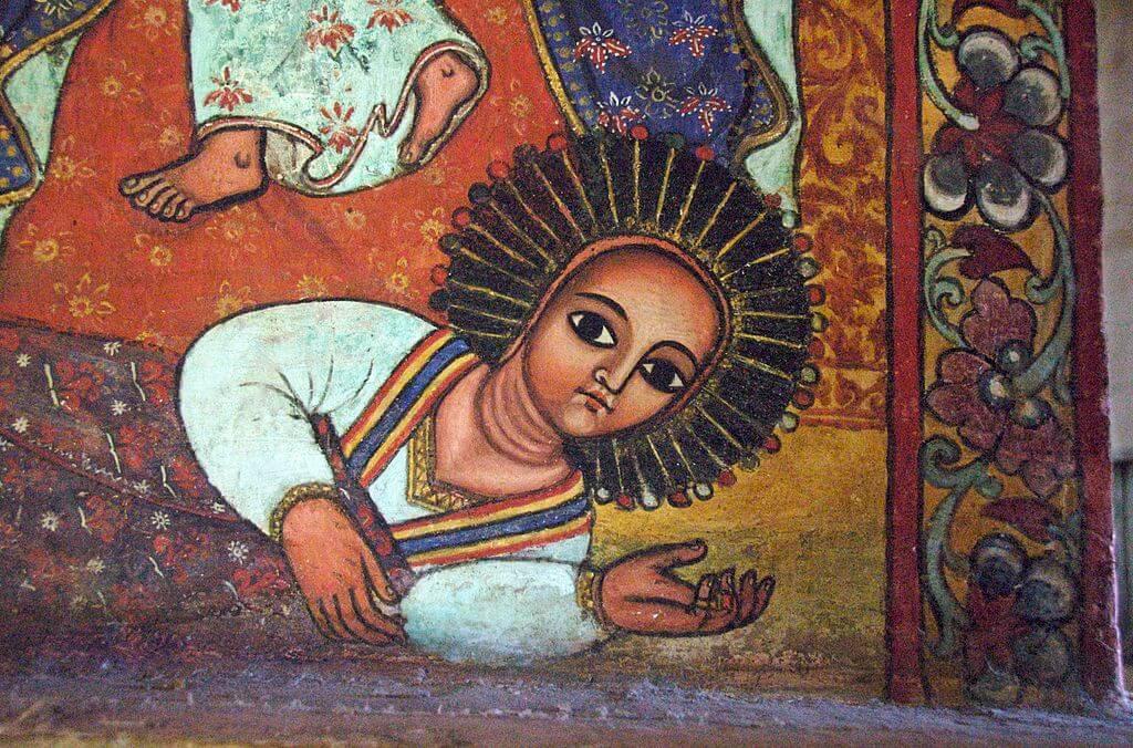 Empress Mentewab ethiopian woman history