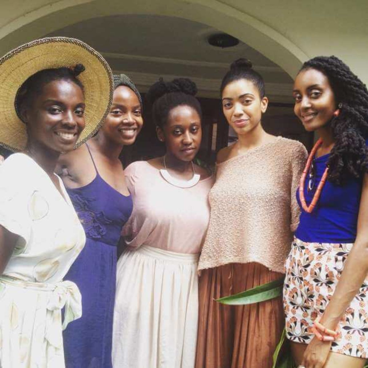The 5 Types Of Friends Every African Woman Needs