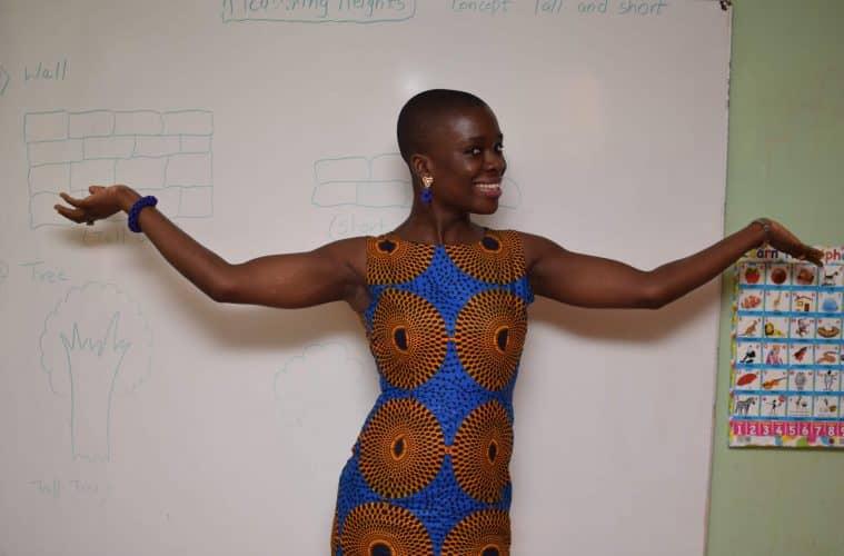 ariana oluwole african woman