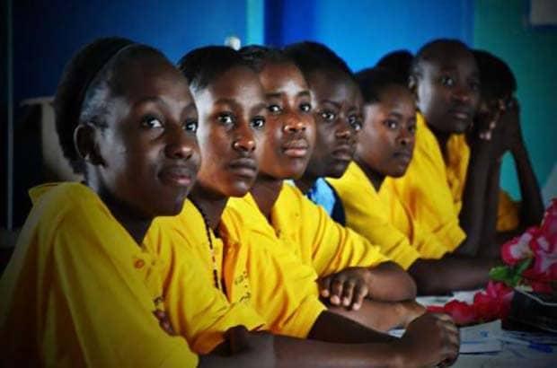 zimbabwe girls empowering
