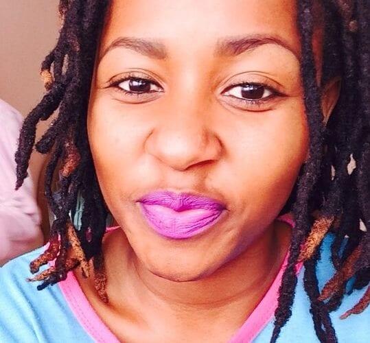 Charmaine Maphutha she leads africa