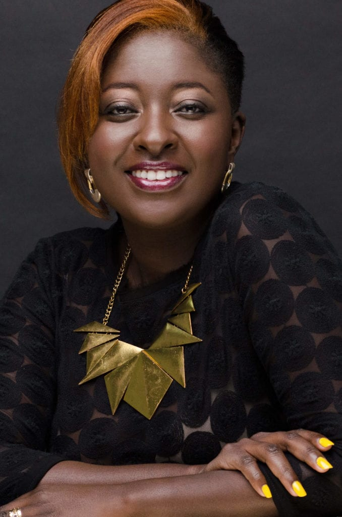 elizabeth bisher she leads africa