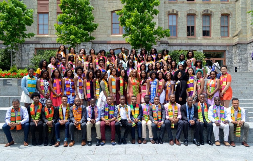 UPenn Gradution_ Photo Credit - Rafiat Kasumu