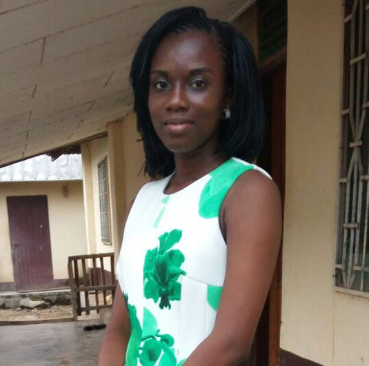 Ettamba Agborndip she leads africa