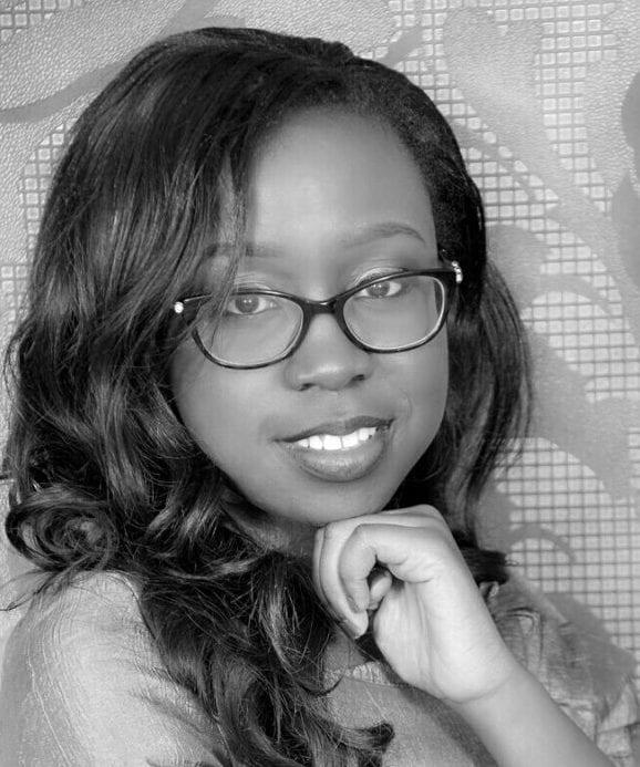 Lanji Ouko she leads africa