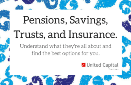 Pensions, Savings, Trusts, Insurance - She Leads Africa