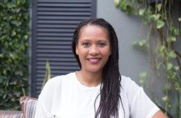 Josiane Faubert she leads africa