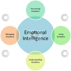 Emotional Intelligence business diagram management strategy concept chart illustration (Michael Simborg/Flickr)