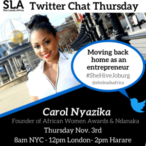 moving back home twitter chat