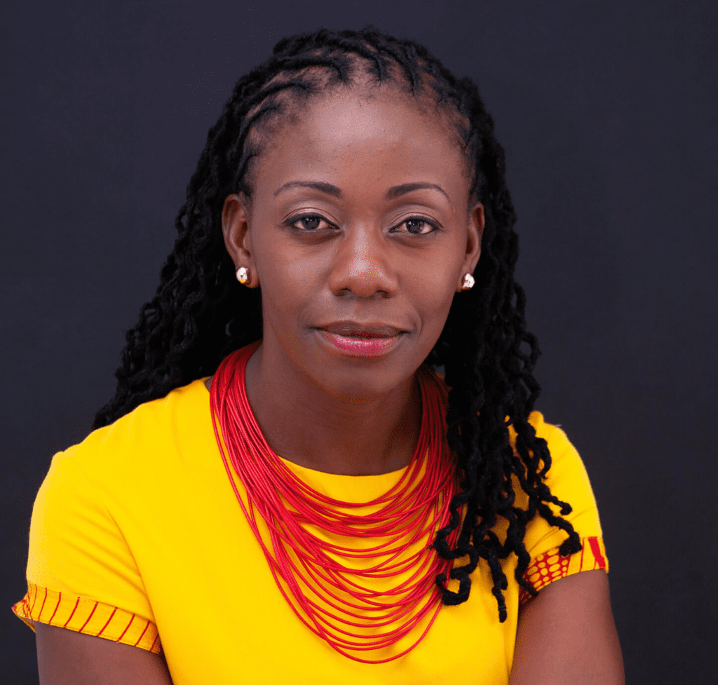 Christine Khasinah-Odero Supamamas she leads africa
