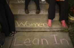 powerful women lean in sheryl sandberg