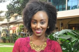 Michelle Ntalami Marini Naturals Founder