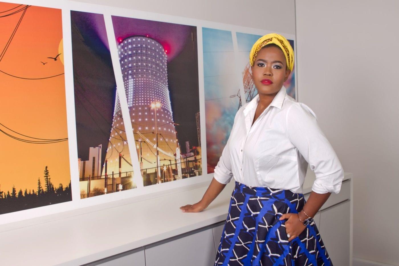 Linda Mabhena-Olagunju she leads africa