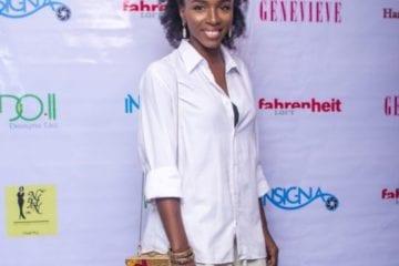ifeoma odogwu fashion career