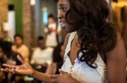 public speaking shehive new york