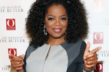 Oprah Winfrey, the woman who against all odds went on to become the richest African-American person in the world by using the skill of 'I Can' (Photo: Forbes magazine)