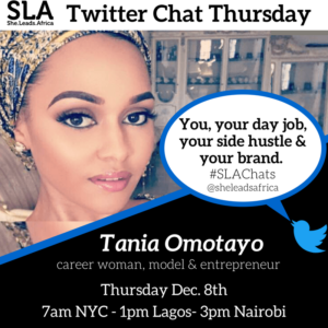 side hustle twitter chat