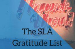 sla-gratitude-list
