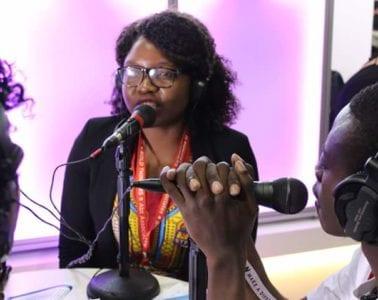 Mutetelenu Kalama she leads africa