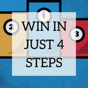 Win in 4 steps