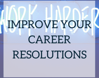 career resolutions feature images