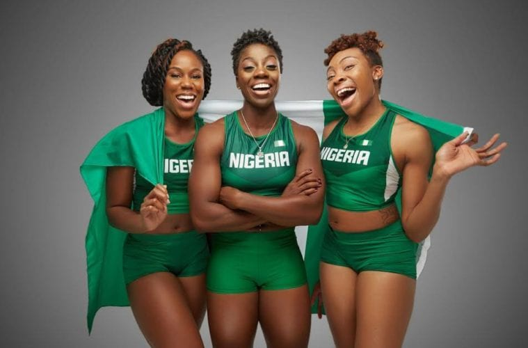 nigeria women bobsled team