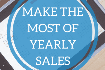 monthly sales feature