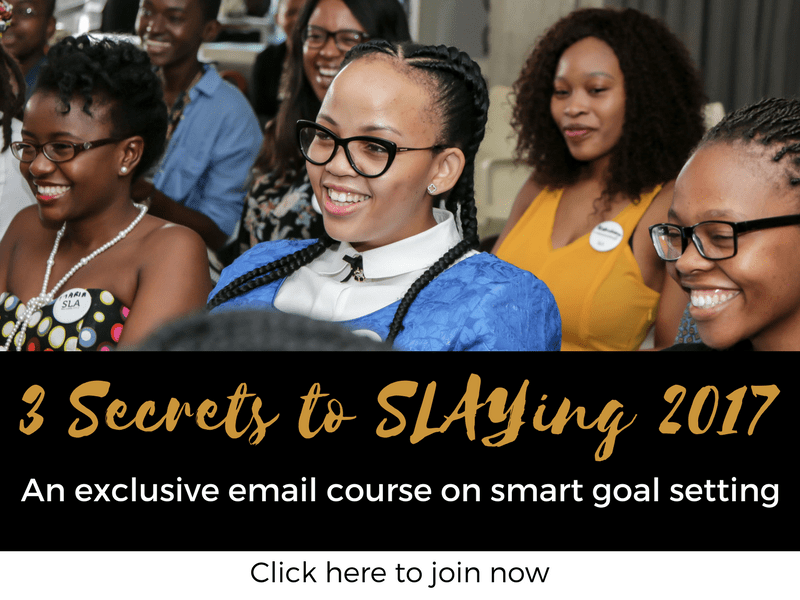Sign up for the goal setting email course