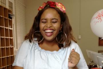 Mpho Makhafola feature