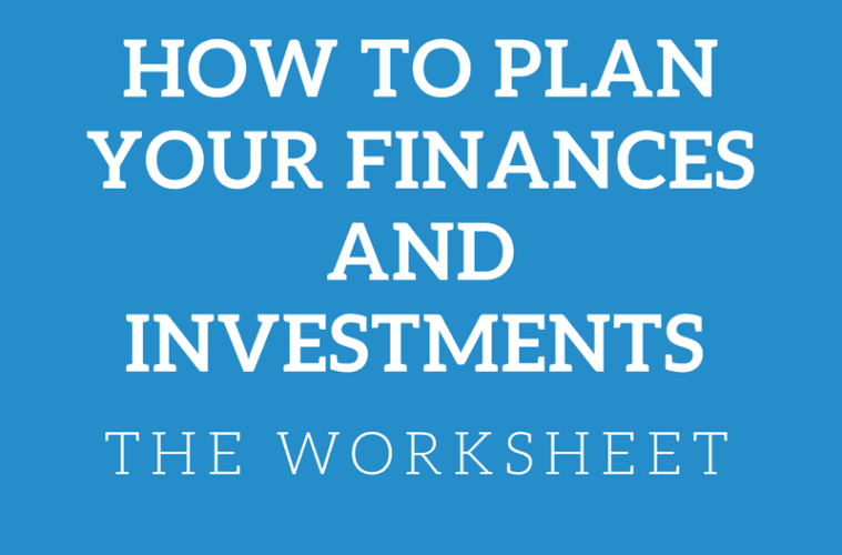 HOW TO PLAN YOUR FINANCES AND INVESTMENTS (2)