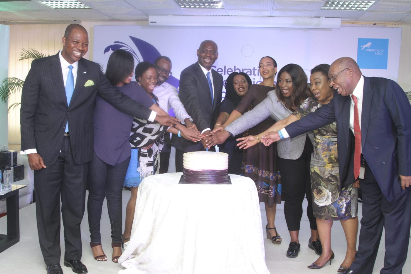 Union Bank IWD Celebration