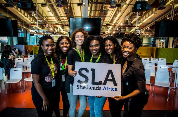 Graduate Finance Associate at She Leads Africa (SLA)