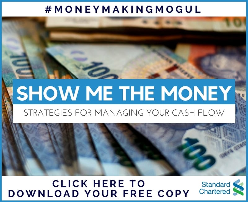 Download Show Me The Money - a free guide on managing your cash flow