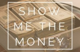show me the money feature