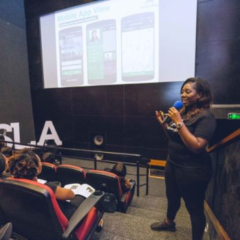 Adaora Nweje (DeliveryBros) Pitching